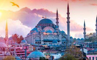 Atardecer en Turquía